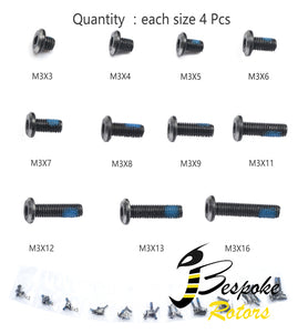 M3 Screw set pack