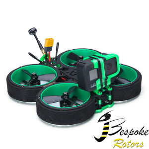 iFlight Green Hornet 5.8G 3Inch CineWhoop 4S FPV Racing RC Drone SucceX-E Mini F4 Caddx EOS2 - FrSky R-XSR Receiver