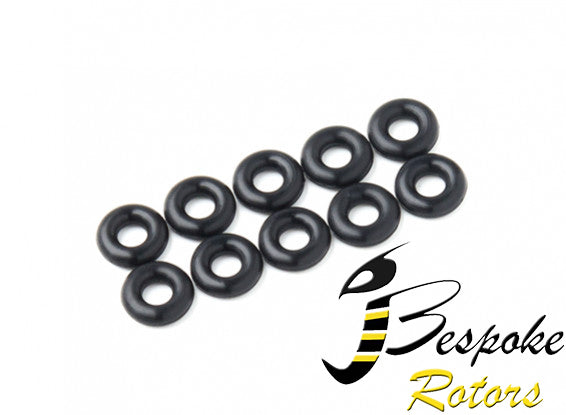 10 x Flight controller damper silica O-rings Kit 3mm