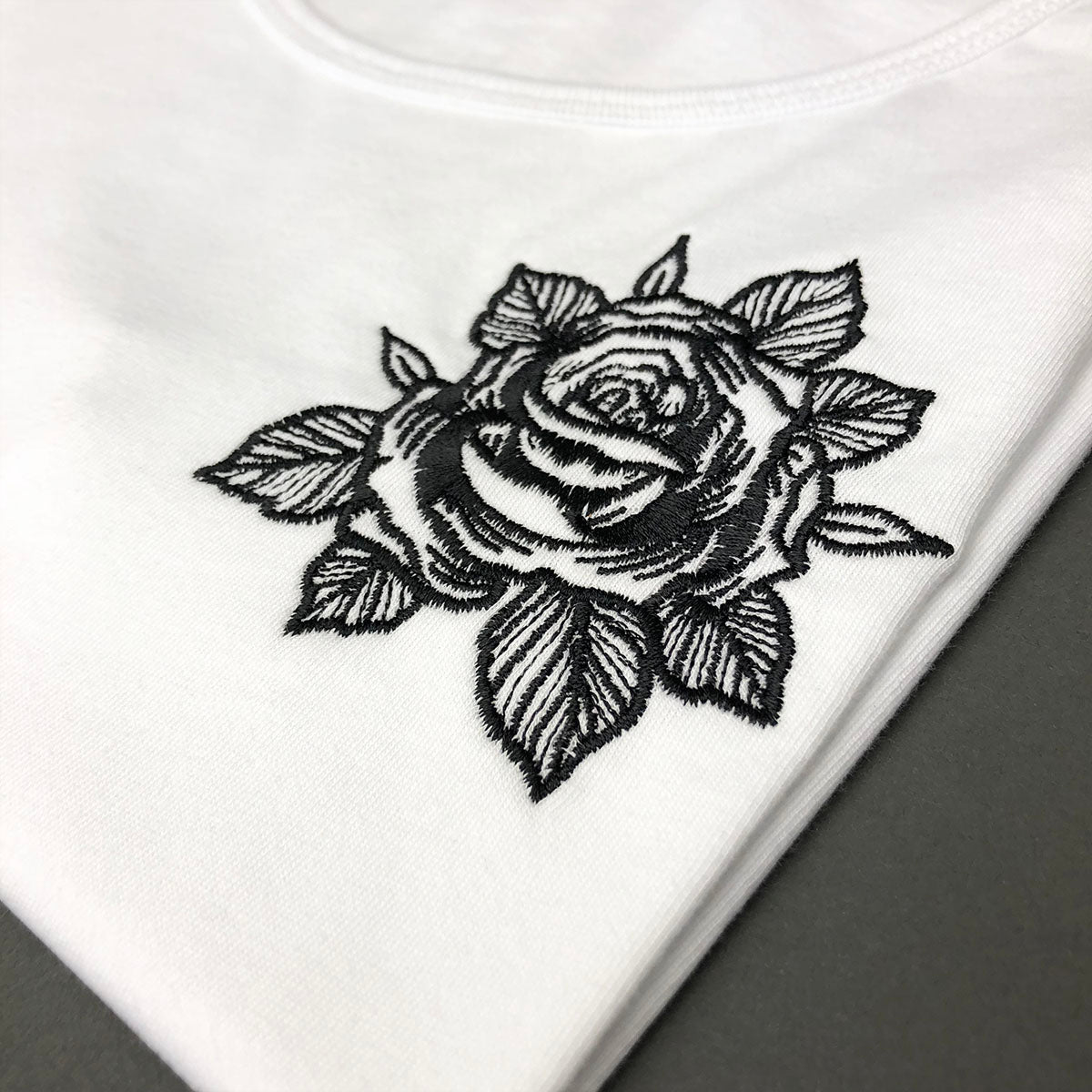 raindeer rosey rose tattoo clothing t-shirt