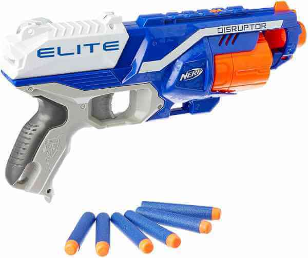 Nerf N-Strike Elite Drisruptor - Детска играчка