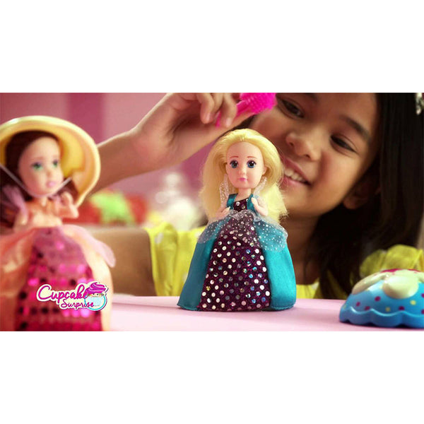 Кукла принцеза Cupcake Surprise Princess Doll