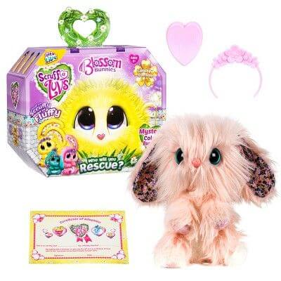 Детска играчка - Scruff a Luv Blossom Bunnies (Limited Edition)