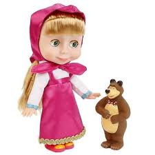 Детска играчка - Masha and the Bear