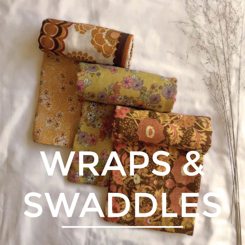 Indigo Attic LIttle Ones Wraps & Swaddles