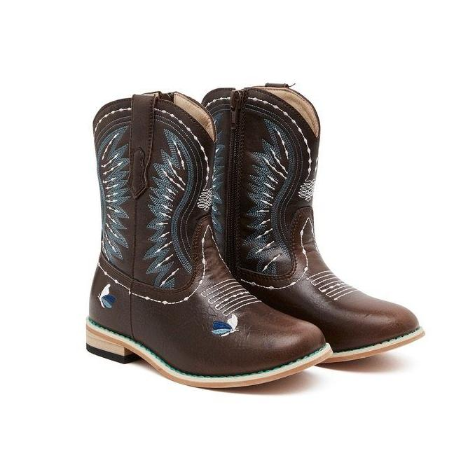 Dolly Junior Boots Baxter Boots