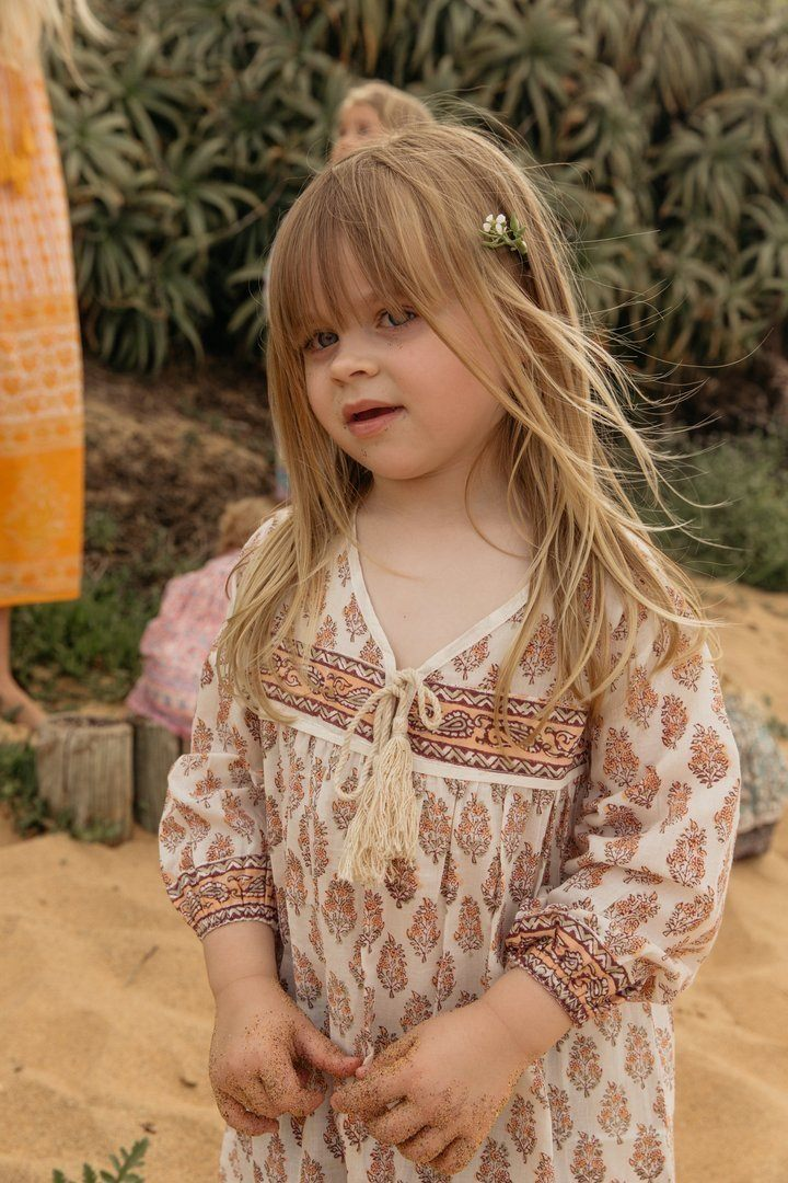 Little Luna Dress - Posy Little Gypsy Co