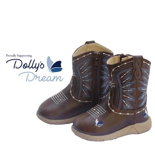 Dolly Baby Boots Baxter Boots