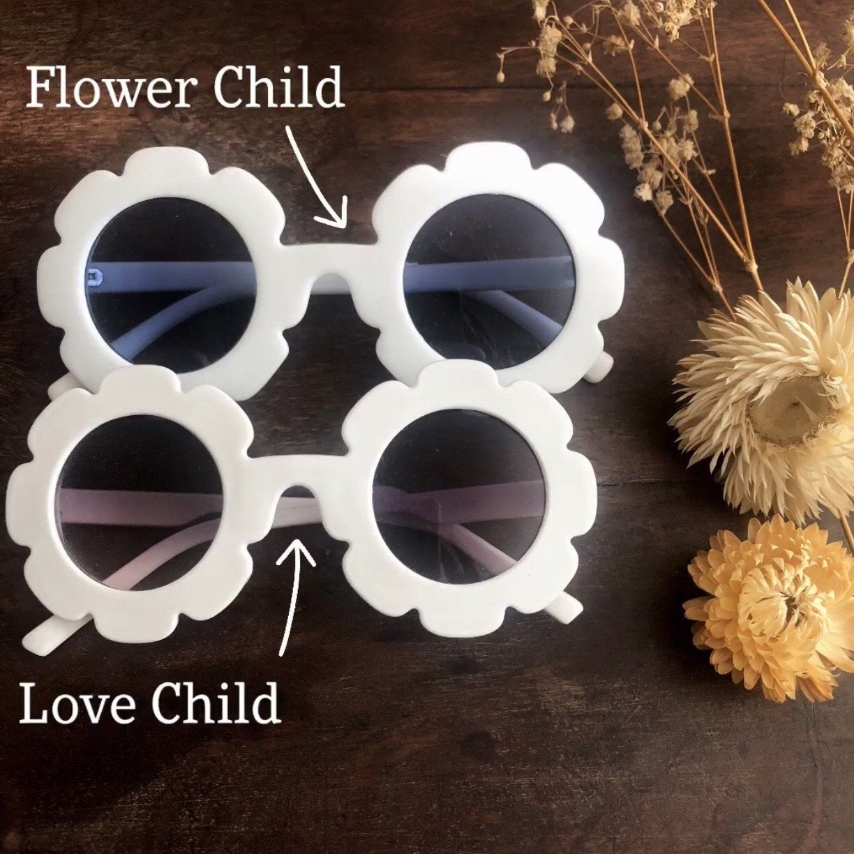 Petal Sunnies - Various Indigo Attic