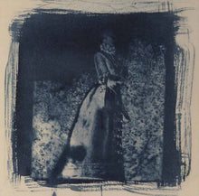 Load image into Gallery viewer, The Ghost of Mary - Cyanotype Banner