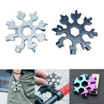 (2020 Unique Christmas Gift) 18-in-1 Snowflakes Multi-tool [Limited time offer: Buy 2 SAVE More 15%]