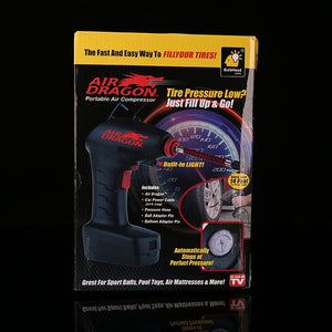 Car's SOS Kit - Portable Air Compressor