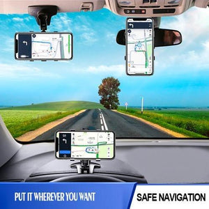 (DESIGN AWARDS 2020) Universal Car Dashboard Phone Holder