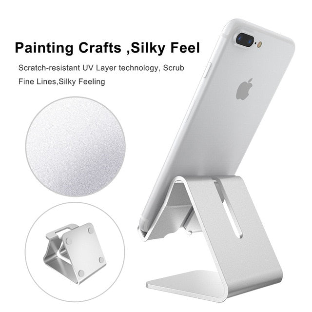 CNC Minimalist Style Mobile Stand