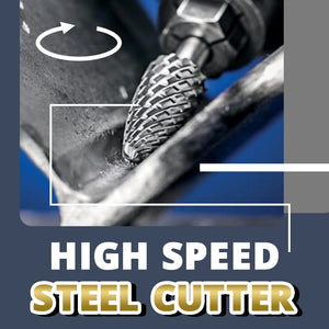 Metal Polishing Cut Carbide Rotary Set [Limited time offer: Buy 2 Save More 15%]