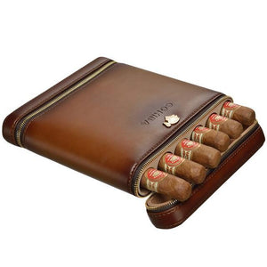 Premium Leather Made Cigar Holder