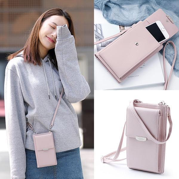 Crossbody Phone Bag [Clearance SALE: Pay 2 Save more 15%]