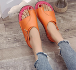 Soft Leather Women Sandals, Soft Beach Shoes [Limited time offer: BUY 2 SAVE MORE 15%]