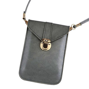 PREMIUM Touchable Leather Change Bag, Mobile Phone bag [Limited time offer: Buy 2 Save More 15%]