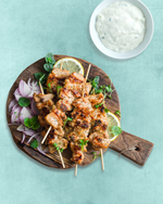 CHICKEN SOUVLAKI BBQ