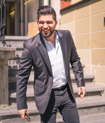 Ayman Saifi, founder of A Spice Affair