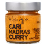 Curry Madras A Spice Affair. 100g (3.5 oz) Jar