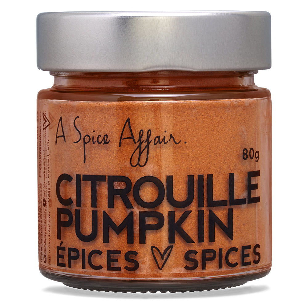 Pumpkin Spice A Spice Affair. 80g (2.8 oz) Jar