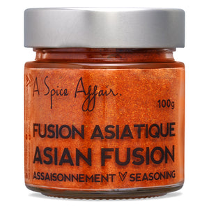 Asian Fusion Seasoning A Spice Affair. 100g (3.5 oz) Jar