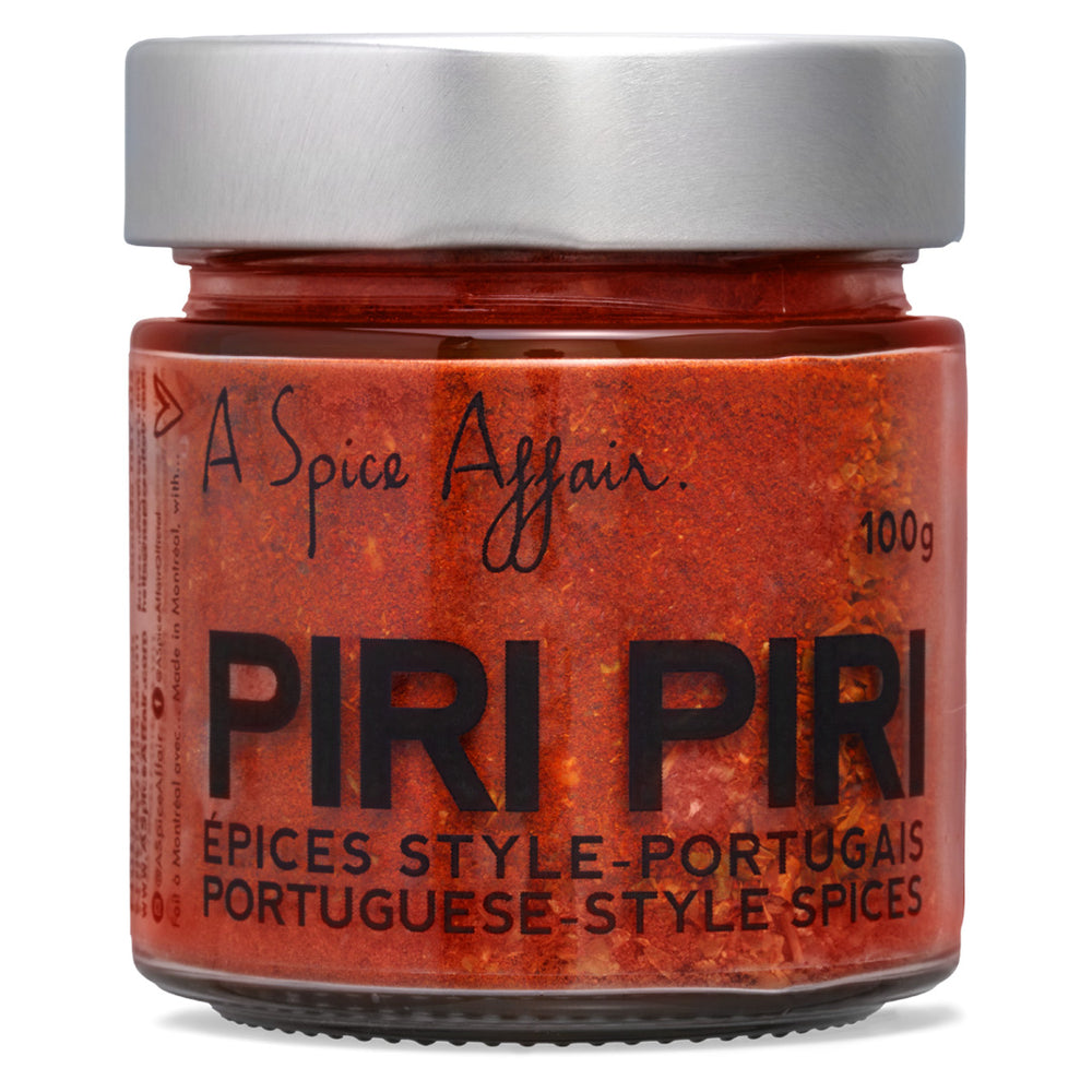 Piri Piri Spices A Spice Affair. 100g (3.5 oz) Jar
