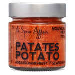 Potato Seasoning A Spice Affair. 140g (4.9 oz) Jar