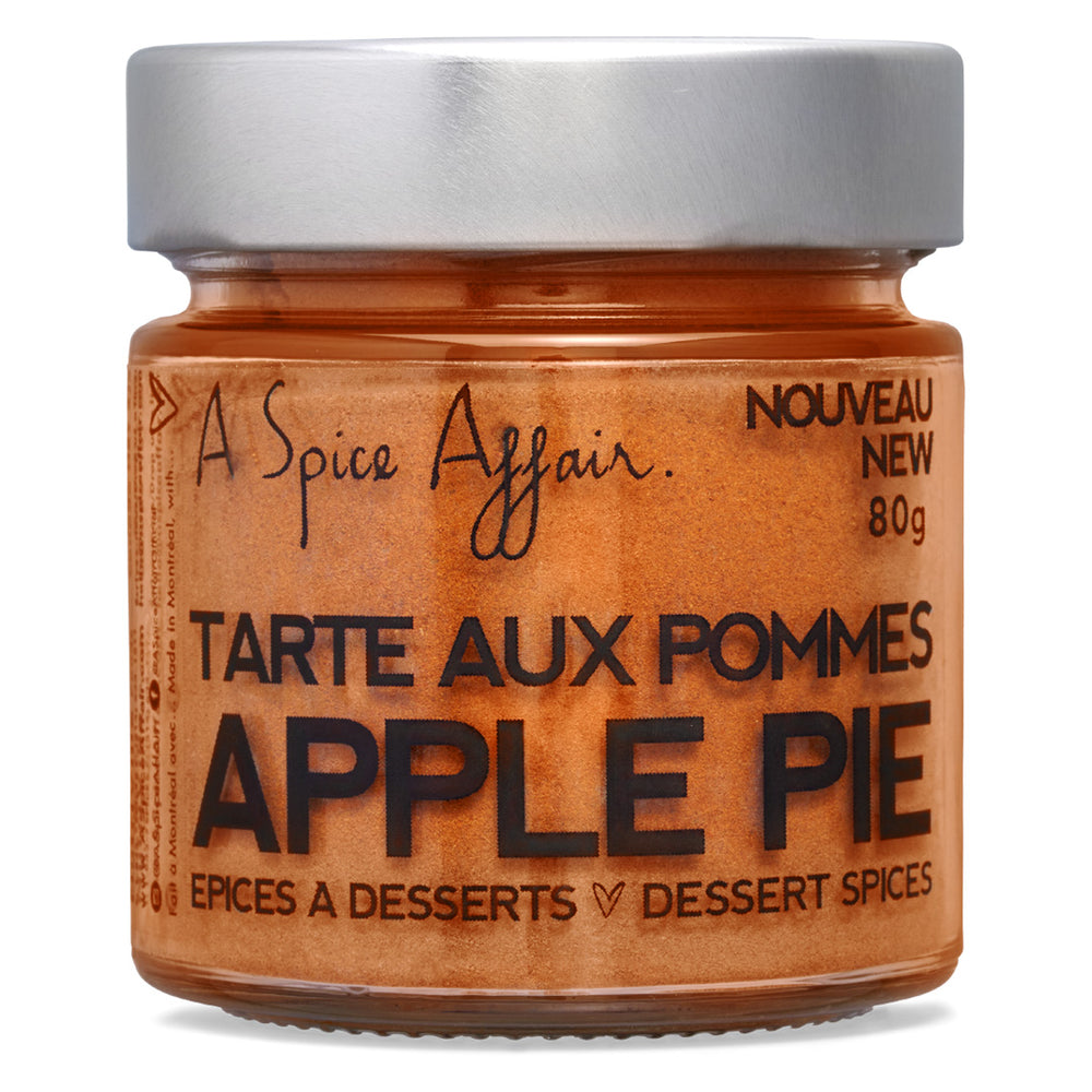 Apple Pie Spices A Spice Affair. 80g (2.8 oz) Jar