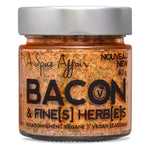 Assaisonnement Bacon et fines herbes A Spice Affair. Pot de 80 g (2,8 oz)