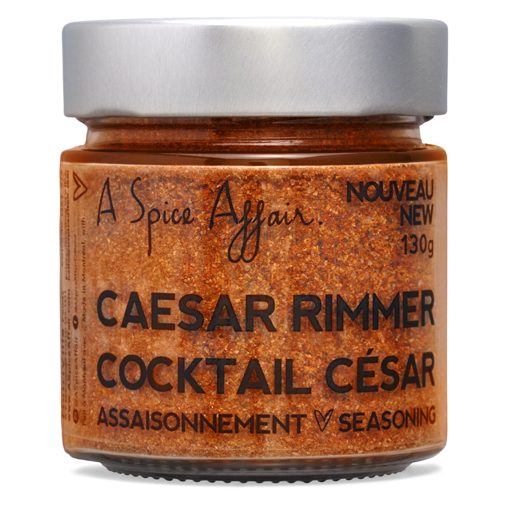 Caesar Rimmer & Seasoning A Spice Affair. 130g (4.6 oz) Jar