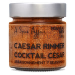 Assaisonnement Cocktail César A Spice Affair. Pot de 130 g (4,6 oz)