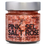 Himalayan Pink Salt (Coarse) A Spice Affair. 225 g (7.9 oz) Jar