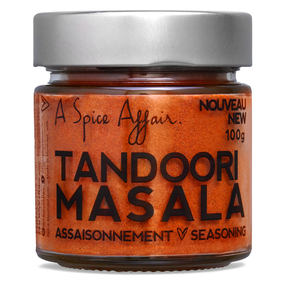 Tandoori Masala Seasoning A Spice Affair. 100g (3.5 oz) Jar