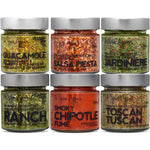 A Spice Affair's Dip Seasoning 6 Variety Pack