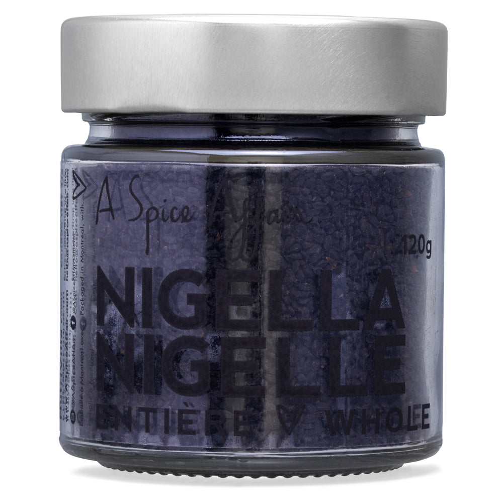 Nigella Seeds A Spice Affair. 120g (4.2 oz) Jar