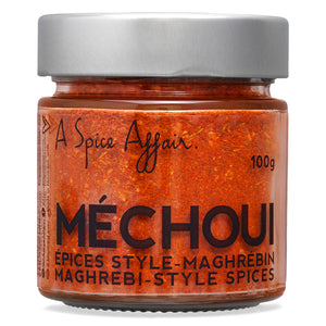 Assaisonnement Méchoui A Spice Affair. Pot de 100 g (3,5 oz)