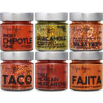 Assortiment Fiesta Mexicaine A Spice Affair (6 pots)