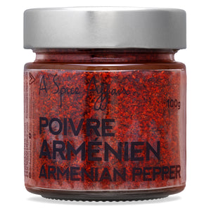 Armenian Pepper A Spice Affair. 100g (3.5 oz) Jar
