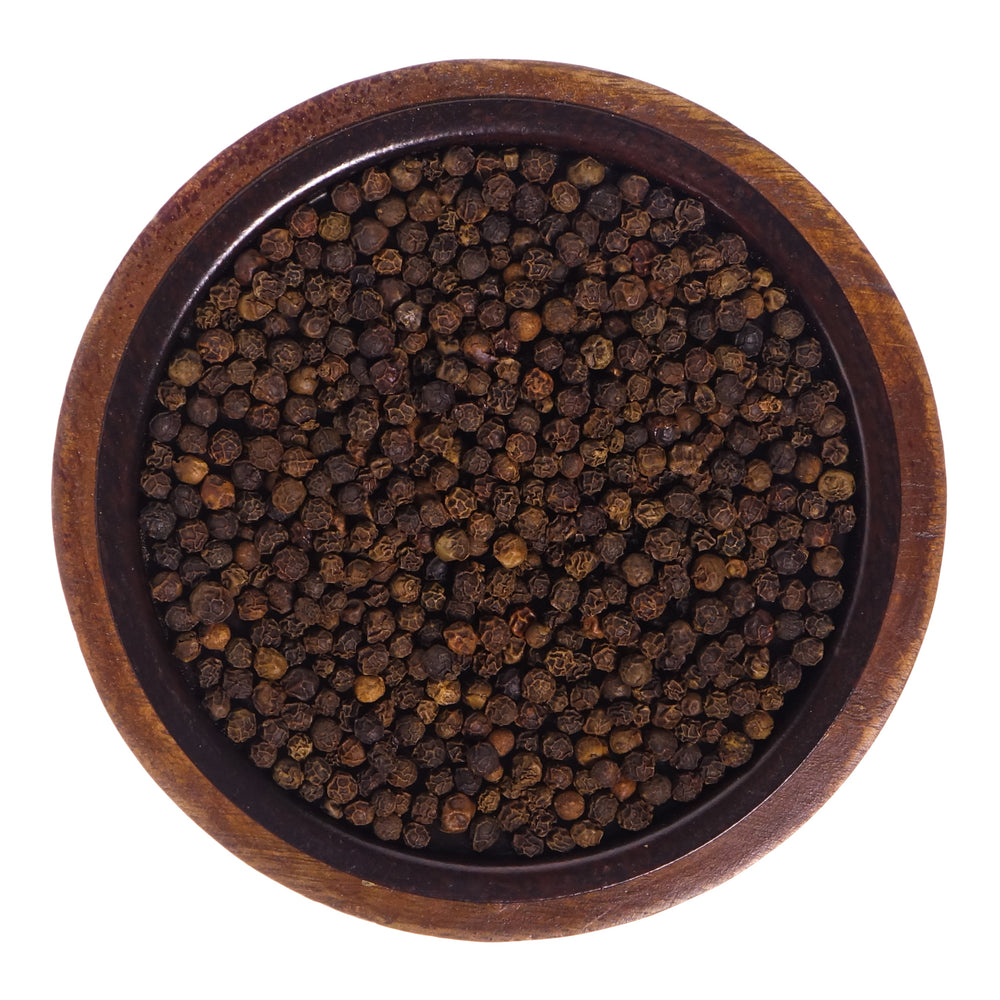 Black Pepper Whole A Spice Affair. 80g (2.8 oz) Jar