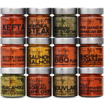 The Keto Kit 2.0 12-Pack Spice Set - A Spice Affair.