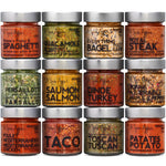 The Pro Kit 12-Pack Spice Set - A Spice Affair.