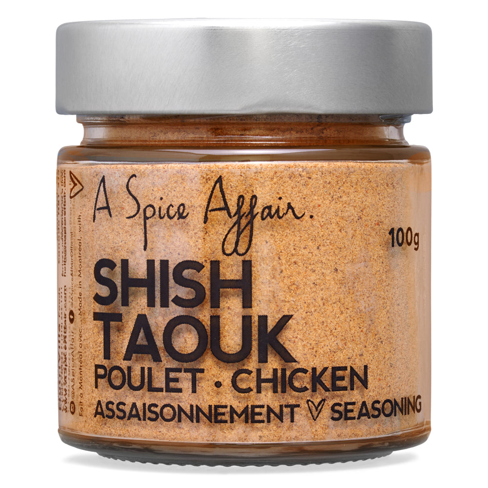 Chicken Shish Taouk Spices A Spice Affair. 100g (3.5 oz) Jar