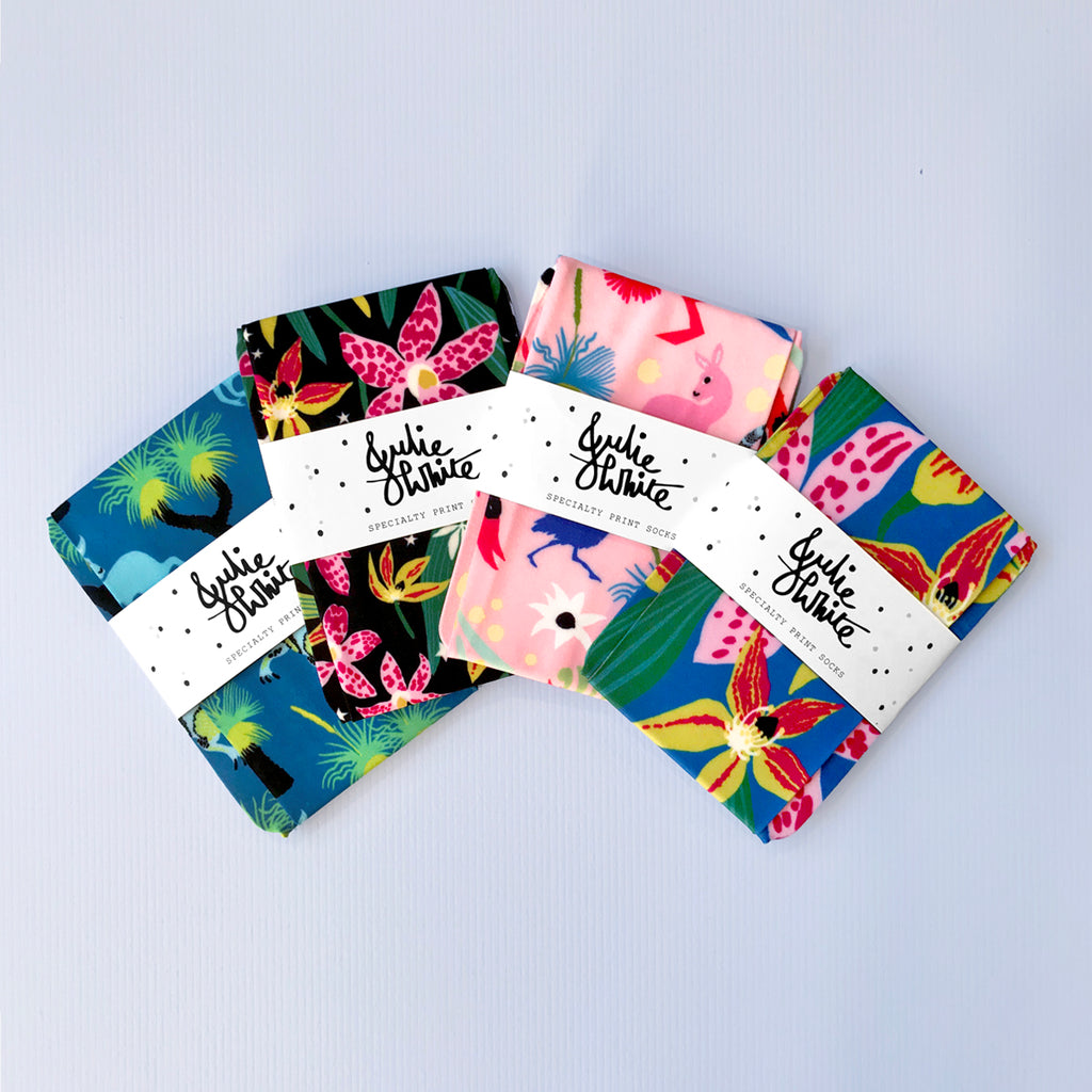 SOCK PACK - 4 x pair special!