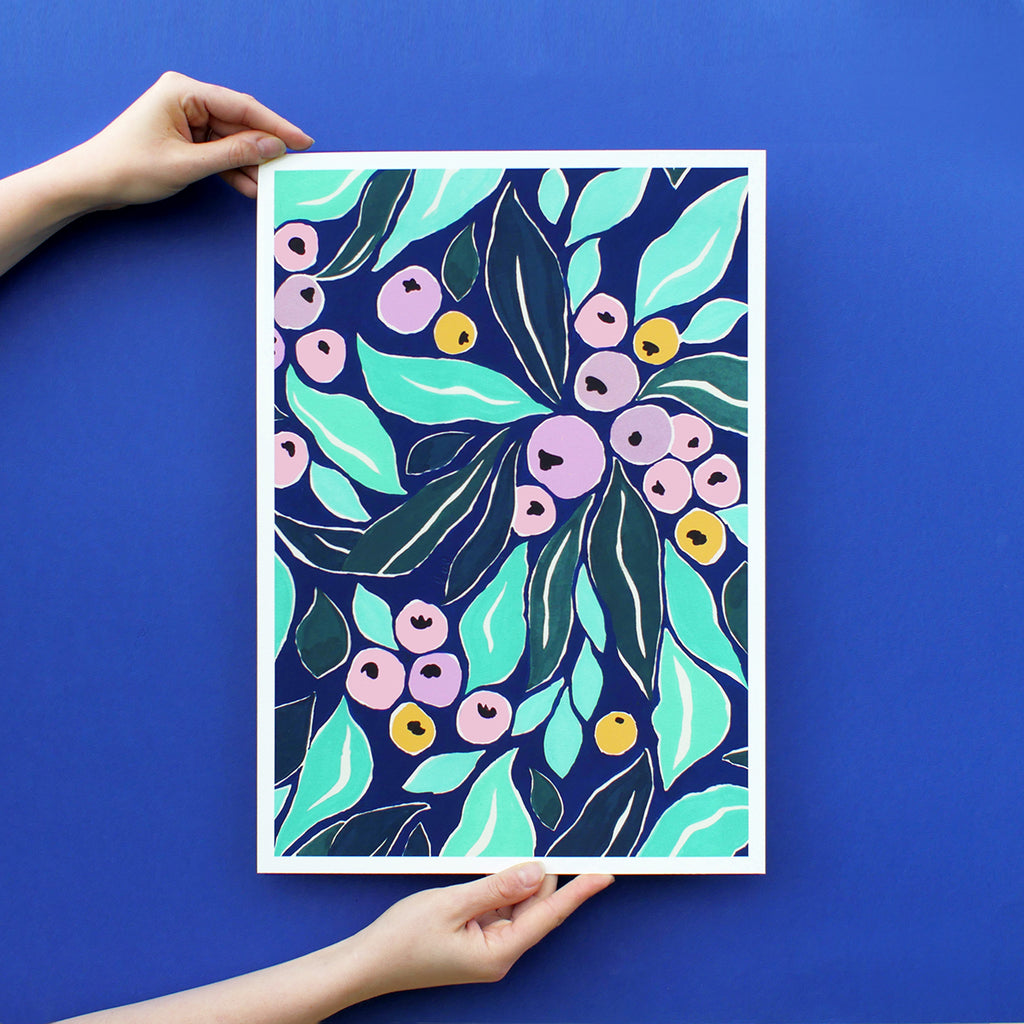ART PRINT - LILLY PILLY