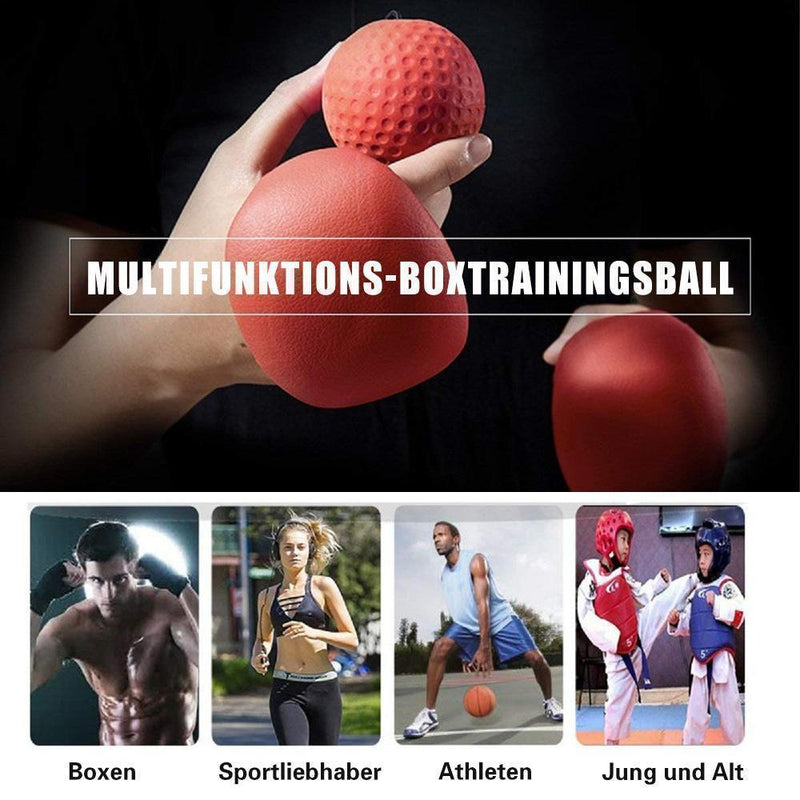 Dekompression Ball, Boxtraining & Reaktionsfähigkeit Training - lebentop