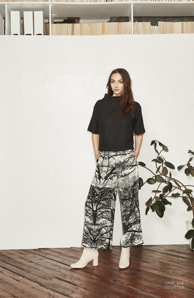F16 Trees Wide Pant