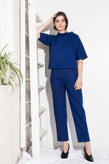 WIDE JUMPSUIT TWIG